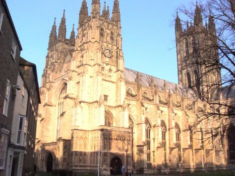 Canterbury Cathedral by Plim91