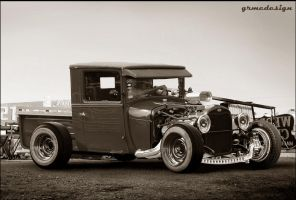 Ford Model A Pickup by GRMC-DESIGN