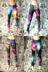 BJD Galaxy Leggings by kawaiimon