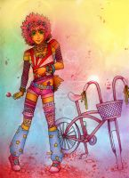 Bicycle by shad-zee