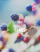 thg. the hunger games cover remake. by itstoodark