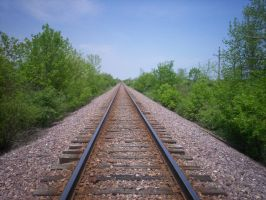 Railroad 2 by sd-stock