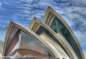 Sydney Opera House HDR III by snaphappy7530