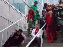 AX2014 - Marvel/DC Gathering: 045 by ARp-Photography