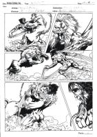 Wolverine page 8 by tonydax