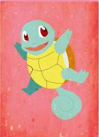 Squirtle :D by Zuza182