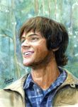Sam Winchester by MarussiaG