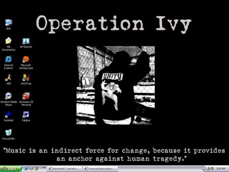 Operation Ivy by YourLastSavior