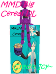 MMD Big Cereal DL by IcyBreeze8
