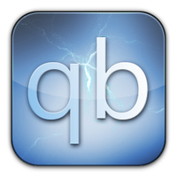 'qBittorrent' Icon in Flurry by asmodeopt