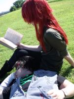YYH: Nap Time by Possessed-Puppet