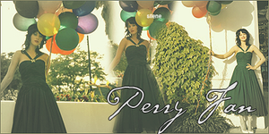 Katy Perry Blend by silene7