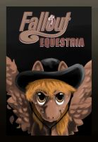 Fallout Equestria Cover Fanart : Calamity by kta1540