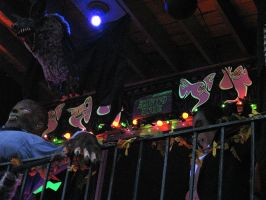 Halloween 2009 Patio 10 by EVysther