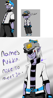 Puddin my puddin by Kitratre