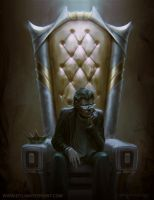 The Insecure King by DylanPierpont