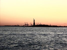 Statue of Liberty by ordre-symbolique