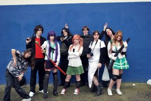 Highschool Of The Dead by Thara-Wood