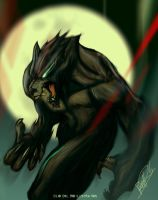 Lycan trance by juliodelrio