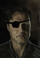 The Walking Dead - The Governer by ArchXAngel20