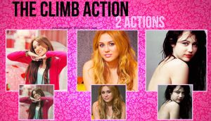 the climb action + by PoisonJoonas