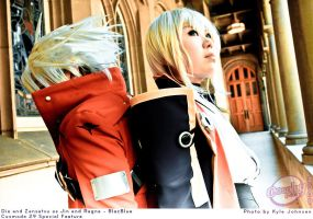 BlazBlue by Kyle Johnsen 2 by die-chan