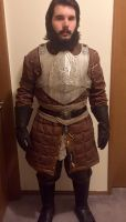 Blackwall costume finished! by Mistkeeper