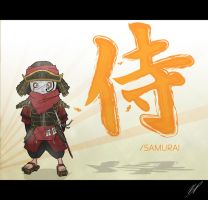 Samurai by PiletX