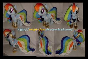 Grand Galloping Gala Rainbow Dash by MLPT-fan