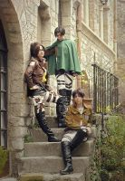 Shingeki no Kyojin by StudioMadhouse