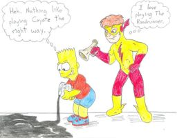 Simpson vs Allen by Jose-Ramiro
