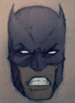 Dark Knight by krausser