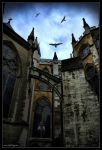 Westminster Abbey by mym8rick