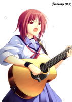 Iwasawa Render by FalconZX