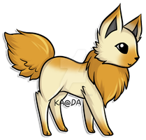 Fructus Vulpes: Popcorn by Kuro-Creations