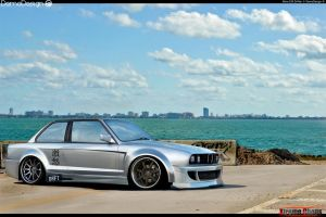 Bmw E30 Drifter by DemoDesign