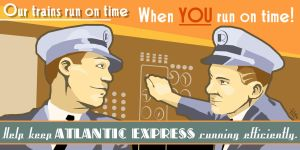 Atlantic Express by Spetit05