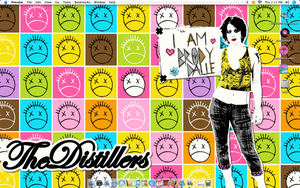 The Distillers by jesicamarlen