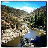 Cataract Gorge, Launceston 2 by slayer20