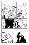 X-Files: Conspiracy: TMNT, pg.4 by ADAMshoots