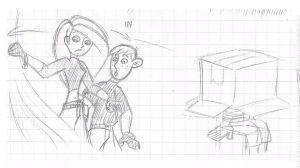 New KP-Projekt Storyboard Samples#2 by DrakebyRS