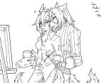 PC.:Charlie and Grafety:. by Istar-Zodiac