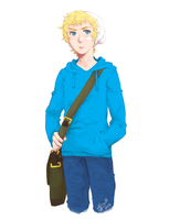 Draw This Again (September 2013): Finn the Human by Megumi-Sempai