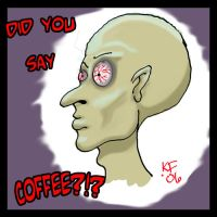 Did You Say Coffee? by annora