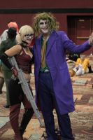 Mr. J's Infectious Laugh! HAHAHAHAHAHAHAHHAHAHAHA by RaindropCosplay