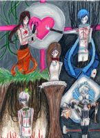 Portal Human Sacrifice by dragontamer75