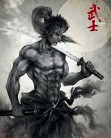 SAMURAI... the best warrior of all time ! by YTNAS
