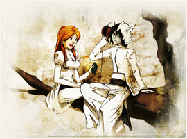 :Bleach: Listen to your Heart by sycamoreleaf