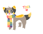 Tori by scarfpup