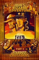 Stardust Crusaders by a-bad-idea